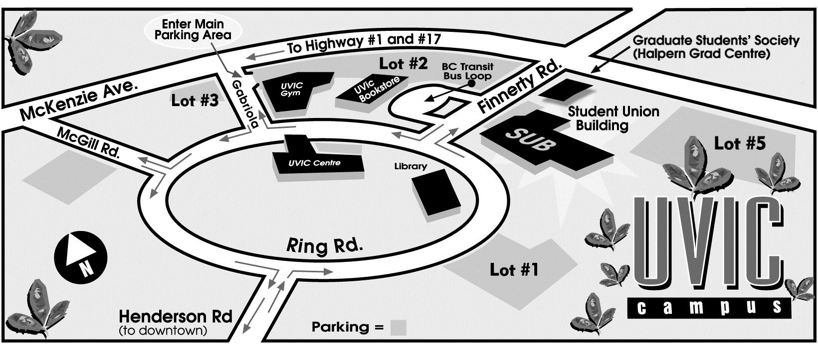 university of victoria campus map About Us Catering And Conferences university of victoria campus map